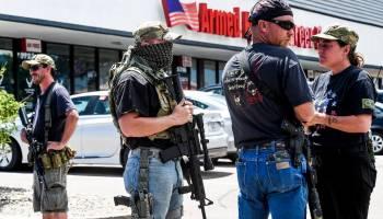 News Roundup: Vigilantes Guard Recruiting Stations, Beta Males, Bowe-Freaking-Bergdahl