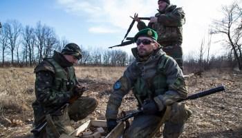 Fallout, Ukraine (Pt.1 ): The Battalions of Territorial Defense