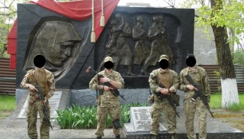 Azov and Donbass Battalions Ordered Out of Shyrokyne, Ukraine
