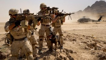 SEAL Team Six Blended Operations in Africa