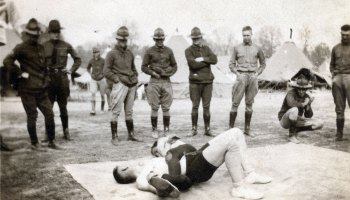 Special Operations hand-to-hand combat: In the trenches of World War I