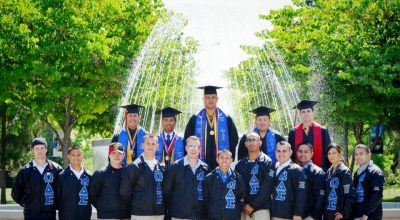 College Fraternity Just for Veterans: Omega Delta Sigma