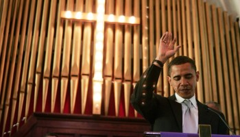 """Obama's Faith? """"You Are What Your Record Says You Are"""""""