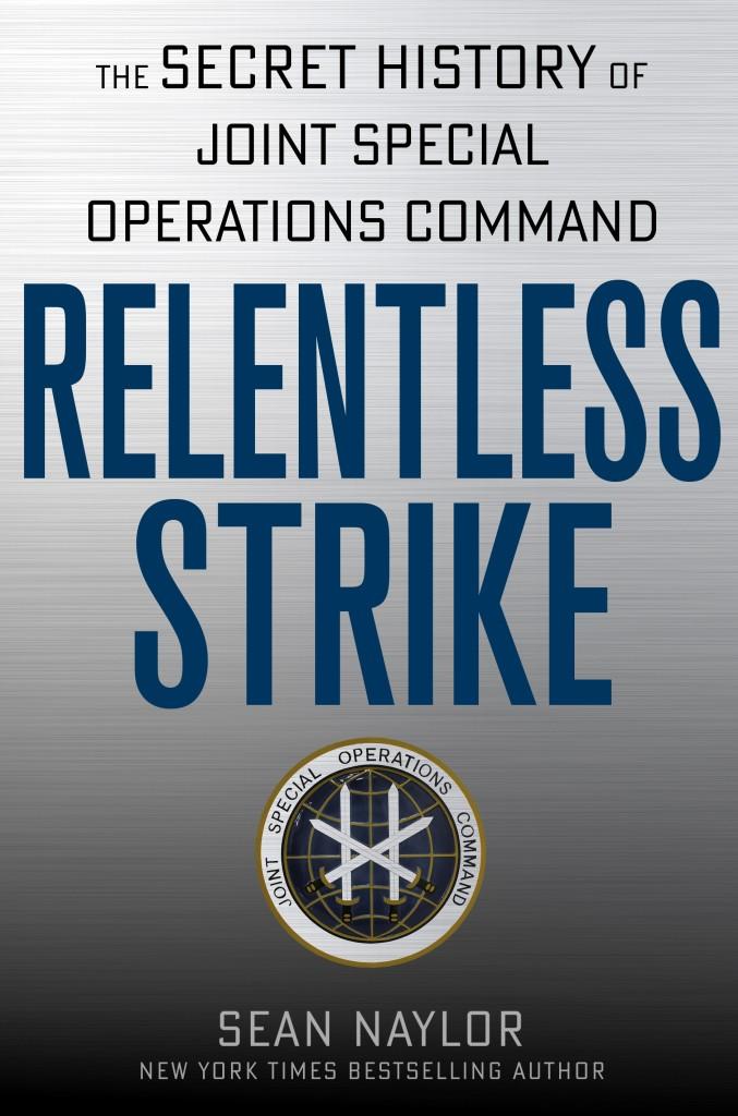 Relentless Strike-cover-jsoc-seal-team6-delta-force
