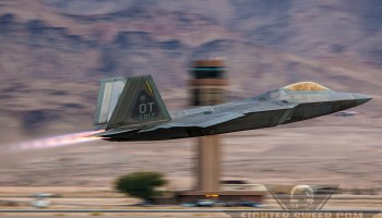 Milestone Monday: F-22 First Flight