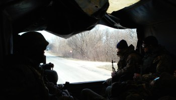As Russia Shifts Focus to Syria, Ukrainian Conflict Cools