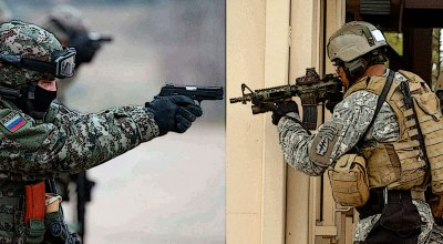 Special Operations Face-Off: U.S. Special Forces Vs. Russian Spetsnaz