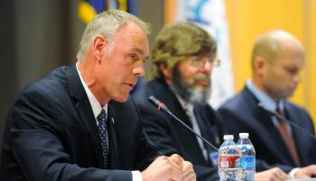 Confirmed: Former SEAL Team Six Officer, Congressman Zinke Considering Run for Speaker of the House