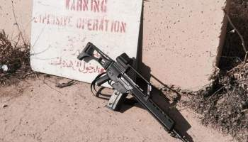 The Peshmerga's German G36 Rifles Take a Bite Out of ISIS