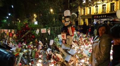 Update: On The Ground in Paris 'Revenge in The Air'