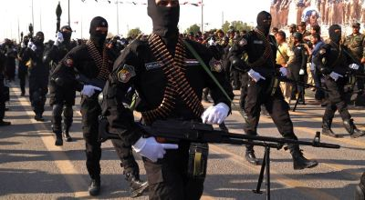 After ISIS: Kurds Face Off With Out-of-Control Shia Militias