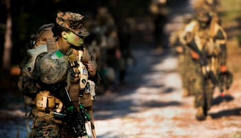Letter From a Female Marine Captain: Success Breeds Success—There is No Compromise