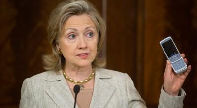 Clinton's FBI Problem Still Under the Radar