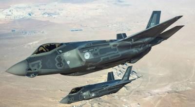 A Split-Second In The (Dutch) F-35!
