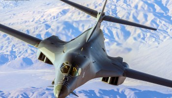 B-1B Lancers Downrange: Taking The Fight To Daesh