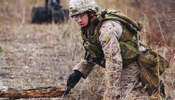 Marine Corps Spotlight on EOD Technicians