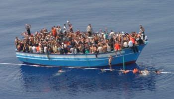 Italy Bracing for Wave of 400,000 New Immigrants