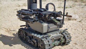 "Military ""Killer"" Robots Closer to Reality? Pentagon Says Yes"