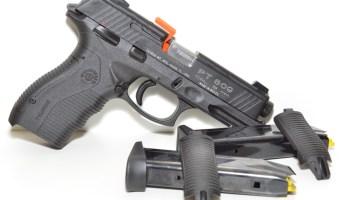 Taurus Model 809 Pistol Review: Part 2