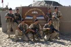 © Ruud Mol - Koninklijke Marine BRONVERMELDING VERPLICHT!!! 20-09-2005, Feyzabad, Afghanistan. 3de Peloton, 2de geweergroep van de 23ste compangie.