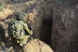 Death from below: Hamas using complex tunnels to wage war