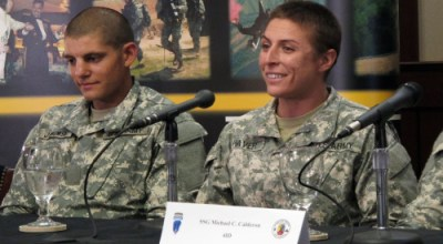 The first female Ranger looks back on her training experiences
