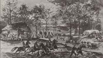 How Civil War soldiers increased their survival rate by glowing in the dark