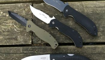 Folding Knife Blade Designs