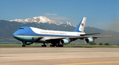 Boeing working with Pentagon on Air Force One replacement
