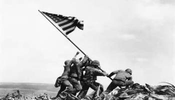 Iwo Jima Marine involved with Mt. Suribachi flag dies