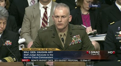 Department of Justice hires retired Marine major general for key role