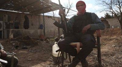 Anti-ISIS-Propaganda Czar's Ninja War Plan: We Were Never Here