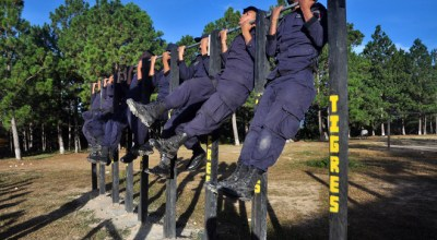 Watch: U.S. Special Forces train police in Honduras
