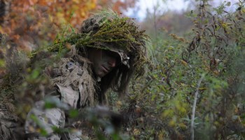 An inside look at Marine scout snipers