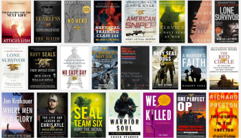 Interview with a Navy SEAL: Military authors give veterans a voice