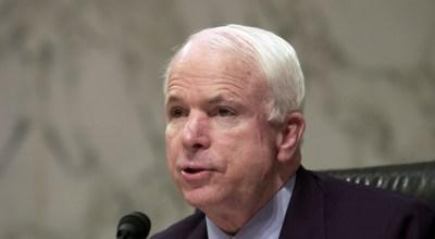 Senator John McCain Challenges CSAF On A-10