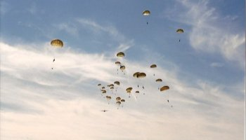Watch: Top Five Reason We Still Need Paratroopers - With a History of Post WWII Airborne Ops