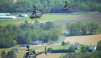 82nd Airborne Prepares to Say Goodbye to the OH-58D Kiowa Warrior