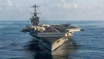 Carrier group returns to South China Sea amid tensions