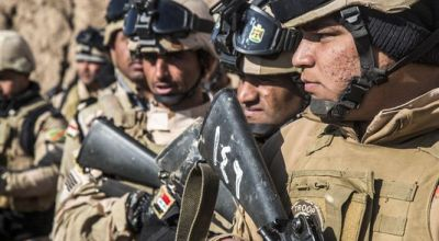 The U.S. is pushing a new strategy to make the Iraqis man up against ISIS