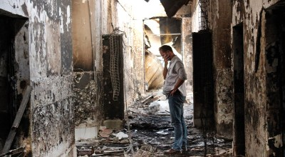 Pentagon: U.S. bombing of Afghanistan hospital not a 'war crime'