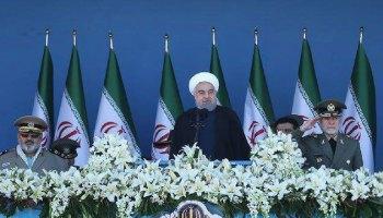 Iran Vows to Defend Muslim Nations Against Terrorism, Israel