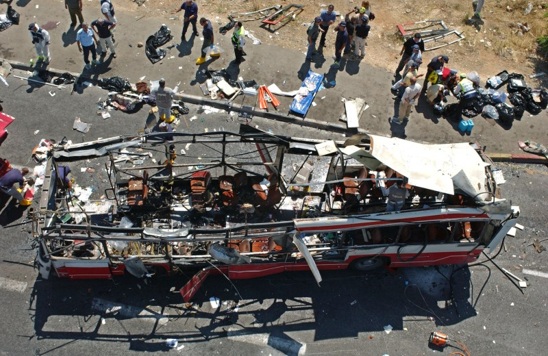 Jerusalem bus bombing wounds more than 20; police call it terror | SOFREP
