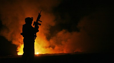 Thousands of Iraq, Afghan war vets sickened after working at 'burn pits'