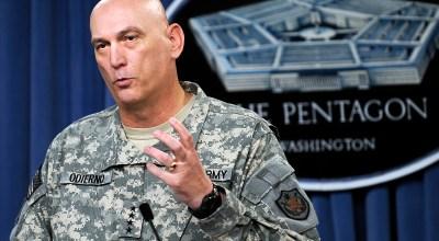 Top general: 50,000-troop coalition needed in order to crush ISIS