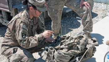 Army NCOs: Don't be afraid to uphold the standards
