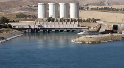 The U.S. Embassy in Baghdad Is Preparing for Iraq's Mosul Dam to Burst