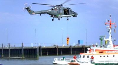 Sailor Missing: Search and rescue off North Carolina coast