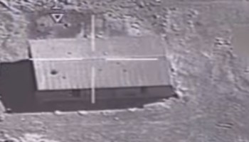 Watch: The Latest Coalition Airstrike on ISIS in Iraq