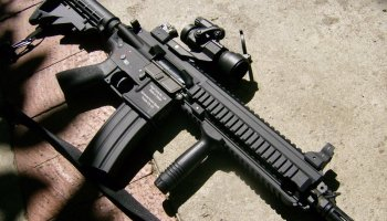 Special Operations HK416 Rifle
